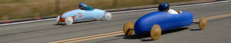 California Family Soap Box Derby Association – CFSBDA